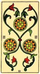 Three of Pentacles